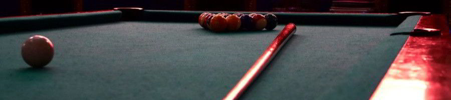 Lakeland pool table assembly featured