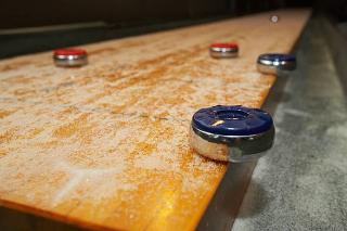SOLO® Shuffleboard Movers Lakeland, Florida.